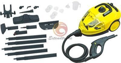 1.5l Home Lampblack Steam Cleaner Car Wash Floor Steam Cleaning Machine 220v