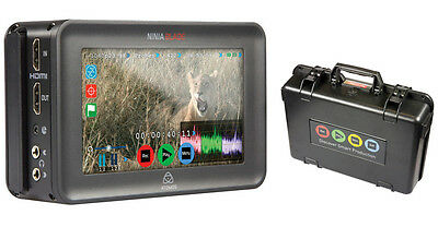 "Atomos Ninja Blade 5"" HDMI On-Camera Monitor & Recorder - FREE CASE!! BRAND NEW!"