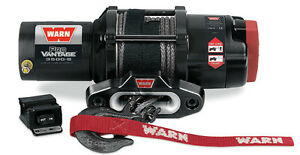 WARN PROVANTAGE ATV/UTV WINCH PRO VANTAGE 3500-S REPLACES XT30 LIFETIME WARRANTY