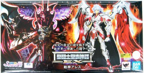 IN STOCK! Bandai Saint Seiya Myth Cloth EX God Of War Ares Saintia Sho US SELLER