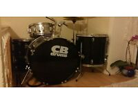 Drum kit CB Drums SP series- VERY GOOD CONDITION-