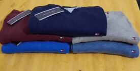 Tommy Hilfiger Premium Cotton Knit Sweater Jumper, Wholesale Only