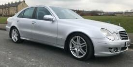 MERCEDES E320 CDI SPORT.FULLY LOADED.56 NEW-SHAPE.AUTO/PADDLE SHIFT.HPI CLEAR. 1 OWN.Bargain.