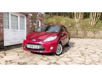 Ford Fiesta 1.6 tdci titanium 12 month mot * 1 previous owner * £20 tax