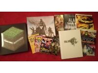 VIDEO GAME BOOKS STRATEGY GUIDES