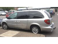 Chrysler Grand Voyager 2007 2.8 diesel