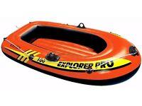 Explorer Pro 100 boat