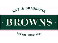 Waiting Staff - Browns Bluewater