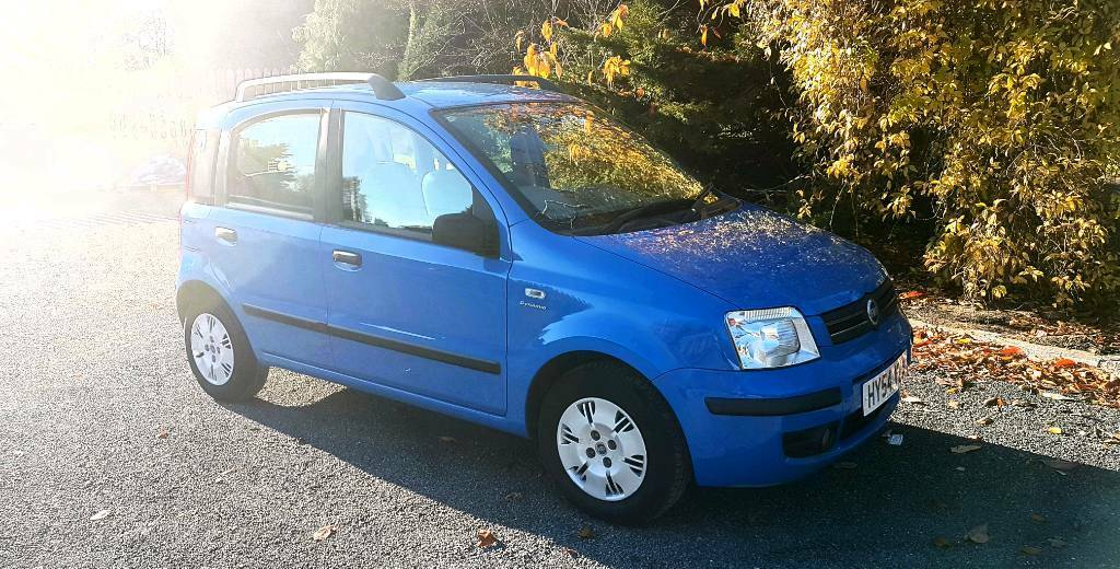 2004 FIAT PANDA DYNAMIC 1.2 PETROL FULL MOT FSH LOVELY CAR