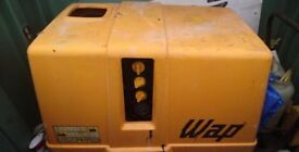 WAP Hot/Cold Pressure Washer Steam Cleaner. Diesel Electric Unit. UK Shipping