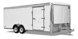 2016 RC Trailers 8.5x24 Car Hauler Order Yours Today!