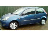 2008 Ford Fiesta 1.25 Style