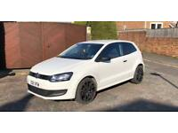 2011 vw polo 1.2 white