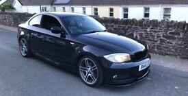 2013 BMW 120d coupe Msport plus edition