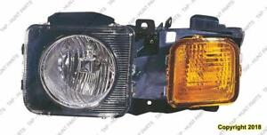 Head Lamp Driver Side High Quality Hummer H3 2006-2009