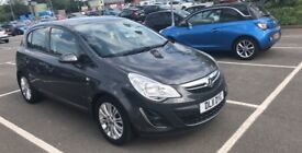 Special Edition Grey Corsa, Full service History, 1.2 Petrol. AC, and AUX.