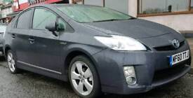 60 plate, pco ready, Silver Toyota Prius, excellent runner, great condition, hybrid, electric