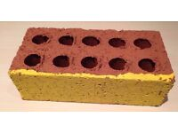 Engineering Bricks 65mm 10 Holes 215 Pieces