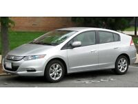 HONDA INSIGHT FOR PCO HIRE OR RENT FROM £120!!!