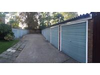 Lockup and leave garage to rent in Hampton Wick