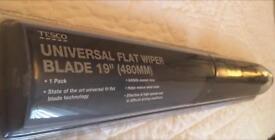 New wiper blade