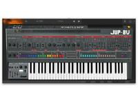 Arturia Jupiter 8V Soft Synth **Genuine Copy**