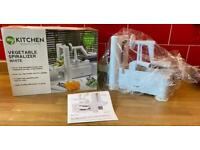 New, boxed My Kitchen Vegetable Spiralizer