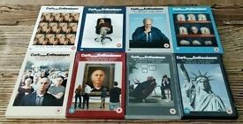 CURB YOUR ENTHUSIASM COMPLETE DVD BOXSET SEASONS 1 TO 8