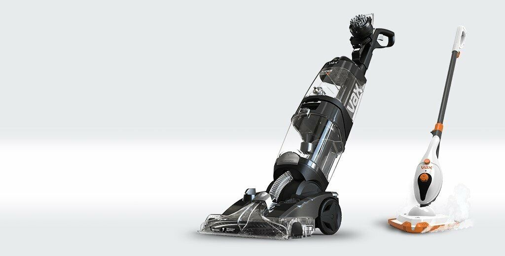 7841b693 2 month Vax Platinum Power Max Carpet Cleaner with steam cleaner. Salford  ...