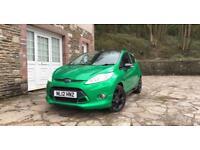Ford Fiesta titanium 1.4 petrol * 12 month mot * 27000 mils