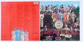 Various Well Known Vinyl Albums for Sale