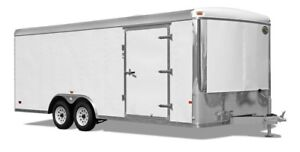 2017 RC Trailers 8.5x24 Car Hauler