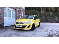 Vauxhall Corsa 1.2 limited edition 12 month mot * low mileage 23k * full serv...
