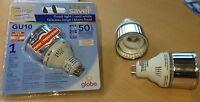 Globe EnerSaver GU10 Flood Light - Cool White 11watts