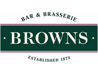 Bar Staff - Browns Old Jewry