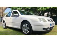 AUTOMATIC & DIESEL VOLKSWAGEN BORA 1.9 TDI 90 BHP 120K 12 MONTHS MOT GREAT DRIVE 6 MTHS WARRANTY