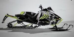 2017 arctic cat XF 8000 Hight Country HC 141 Hybrides