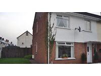 3-Bedroom House to let in central Lisburn