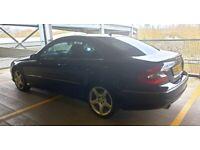 Mercedes-Benz, CLK, Coupe, 2009, Semi-Auto, 2148 (cc), 2 doors