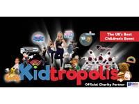 Kidtropolis Tickets