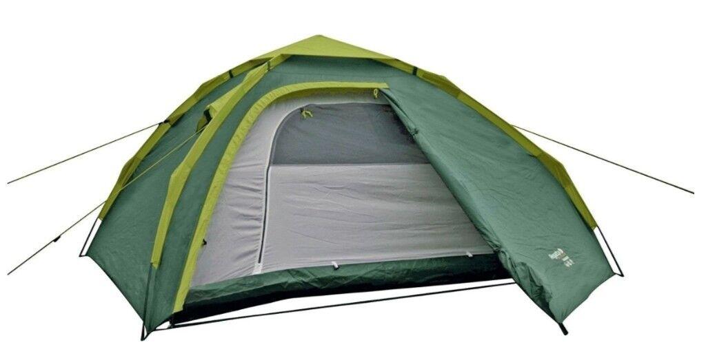 Regatta pop up 3 man tent  sc 1 st  Gumtree & Regatta pop up 3 man tent | in Norwich Norfolk | Gumtree
