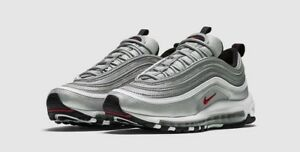 Wanted: Nike Air Max 97 Silver Bullets