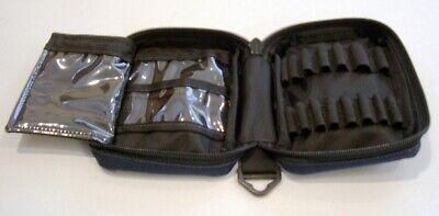 Narcotic Drug Kit Wallet Ems Emt Nurse Als Medic First Aid Trauma Responder Bag