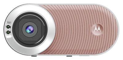 Motorola MDC100 2.7 Inch Full HD Dash Cam Rose Gold inc USB Lead Only -GO18