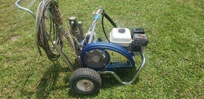 Graco Gh230 Convertible Hydraulic Airless Paint Sprayer Gas Gh130gh200gh300