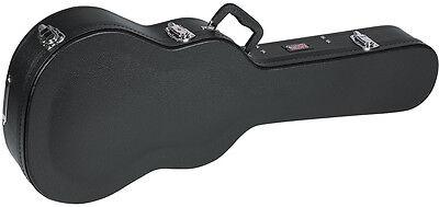 Gator GWE-LPS-BLK Les Paul Hardshell Wood Single-Cutaway Guitar Case