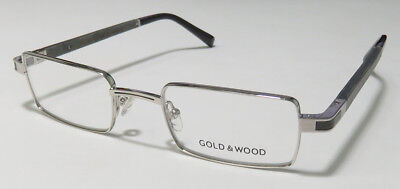 GOLD & WOOD MATAR CLASSIC DESIGN HIGH-END HIP EYEGLASSES/EYEWEAR/EYEGLASS (Wood Eyewear)