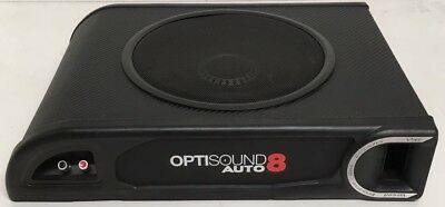 VIBE OPTISOUND 8 AUTO SLIM PASSIVE (DOES NOT COME WITH AMP) UNDERSEAT SUBWOOFER Slim Auto Subwoofer