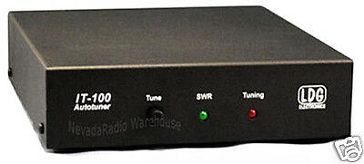 LDG IT100 ATU automatic antenna tuner for Icom