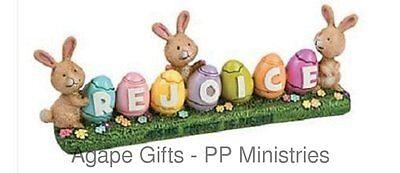 Easter Egg Centerpieces (FE-OTC Easter Egg & Bunny